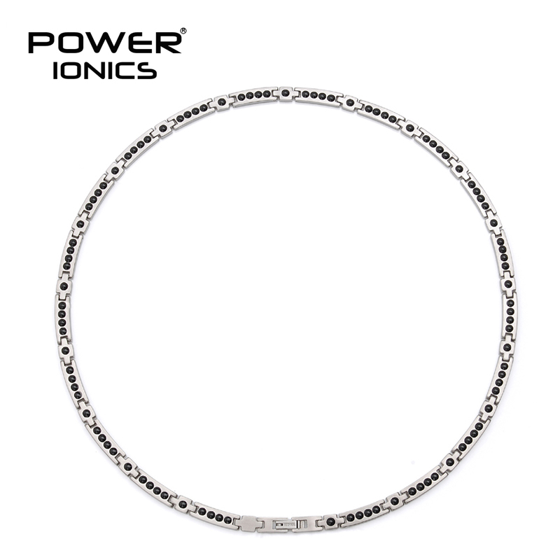 Power Ionics բնօրինակը 100% Titanium 99,999% Germanium - Նորաձև զարդեր - Լուսանկար 3