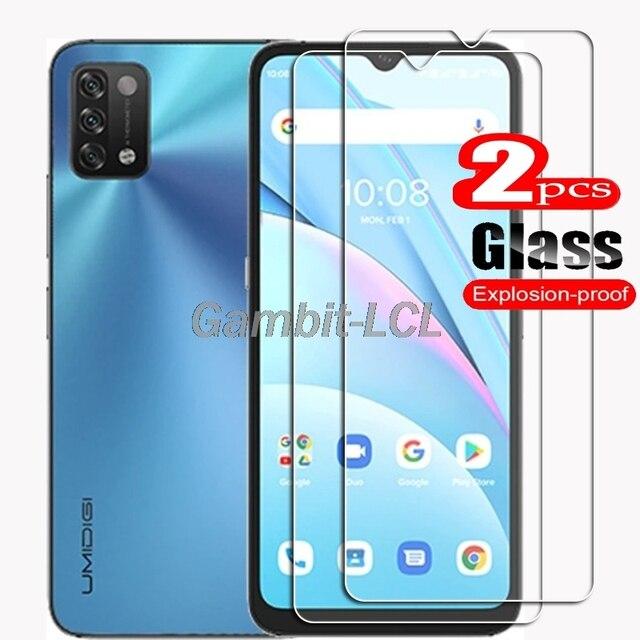 ل UMIDIGI A11 الزجاج المقسى واقية على UMIDIGIA11 6.53NCH واقي للشاشة هاتف ذكي