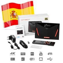 Combo Receiver Multi-Stream 4K GTmedia V8 UHD FTA DVB S2/S2X Satellite TV Empfänger T2 Kabel ISDBT ATSC Mit CA Karte Slot