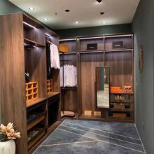 Деревянный ходячий шкаф гардеробная гостиная шкаф современный шкаф новейший дизайн мебель для спальни на заказ