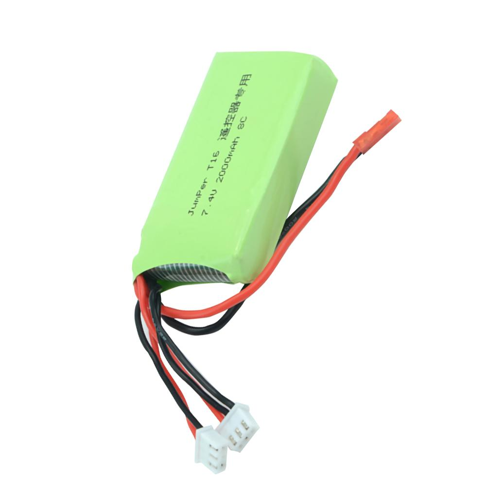Cavalier T16/T16 Plus Hall cardan Source ouverte multi-protocole émetteur Radio JP4-in-1 Module RF 2.4G 16CH pour Drone de course FPV - 6