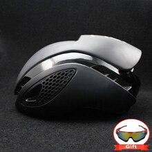 300g Aero TT велосипедный шлем для шоссейного велосипеда, велосипедный спортивный защитный шлем для езды на велосипеде, мужской гоночный шлем, пробный во времени