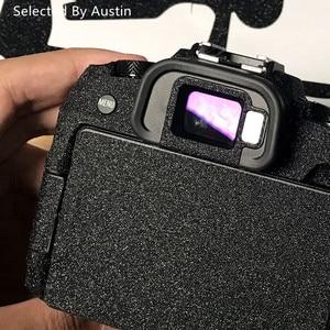 Image 5 - لصقة جلد صناعي لكانون EOS R EOS RP كاميرا الجلد ملصق مائي حامي المضادة للخدش معطف التفاف غطاء