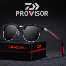 2020 Daiwa New Men's Polarized Fishing Glasses Summer Outdoor Mountaineering Fas