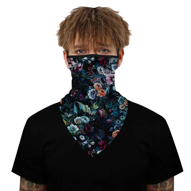 Women's Men's Solid Color Multi-function Seamless Quick-drying Visor Anti-sweat Belt Hair Bandana Camera Protective Sleeve Outdo 3