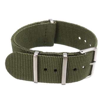Shellhard Original Luxury Causal 18mm,20mm,22mm Military Army Nylon Fabric Watch Band Strap Alloy Buckle Wrist WatchBand