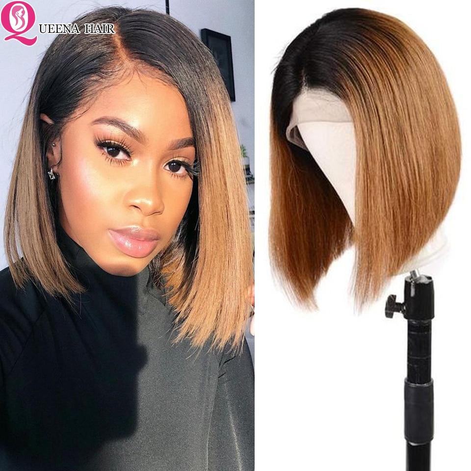 ombre bob lace wigs