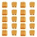 10/20 шт. XT60 XT-60 XT 60 штекер Женский Пуля инструменты для наращивания волос Вилки провод с силикатной гелевой обмоткой для Батарея оптовая прода...