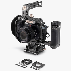 Tilta TA-T37-FCC-G DSLR GH5 CAGE full cage compatible with Panasonic GH5 GH5S dslr rig gh5 rig cage top handle side focus handle
