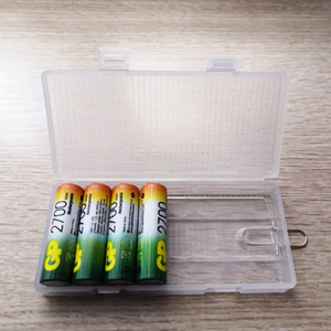 Image 4 - すべてのために18650 26650 16340電池ホルダー収納ボックス2 4 8 aa aaa充電式バッテリーコンテナオーガナイザー