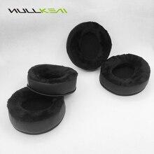 Nullkeai almohadillas gruesas de terciopelo para auriculares, funda para auriculares Ultrasone Pro750 Pro650
