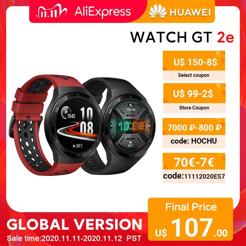 Global Version HUAWEI Watch GT 2e Smart Watch Blood Oxygen 1 39   AMOLED  14 Days Life 5ATM Waterproof Heart Rate Tracker GT 2e