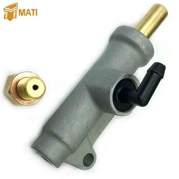 ATV Rear Brake Master Cylinder Pump for Polaris Sportsman Woker 335 400 450 500 600 700 800 Diesel 455 Rear Hydraulic Brake Pump 2 pieces master brake pump and 2 pieces winch controller for hisun 500 atv