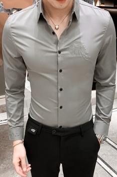 British Style Men Shirts 1