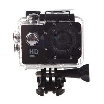 цена на Action Sport Cam Camera Waterproof HD Video Helmet cam Bike Helmet Action DVR Cam