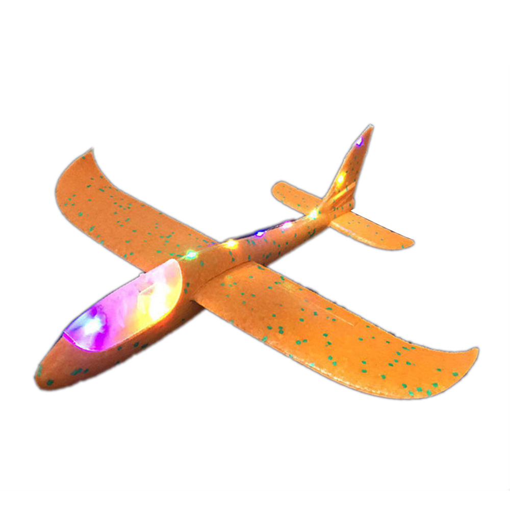 Halolo-avion EPP en mousse à lancer à l'extérieur, jouets pour enfants, lancement intéressant de 48 cm, modèle inertiel, drôle 6