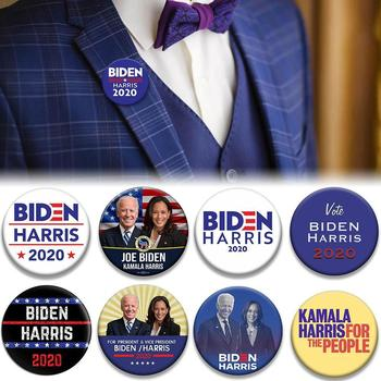 2020 General Election Joe Biden Brooches President Election Styles American 21 Brooch Supporters Pin President Z2I2 image
