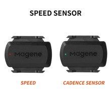 Magene S3 + Speed Cadence Sensor ANT + tachimetro per Computer Bluetooth per Strava Garmin iGPSPORT Bryton Dual Sensor Bike Computer