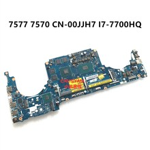 Laptop LA-E991P Dell Inspiron 15-7577 Mainboard I7-7700HQ GTX1050 FOR 15-7577/7570/Cn-00jjh7/..