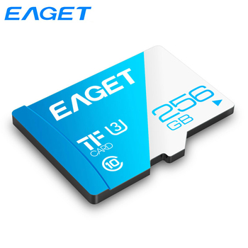 Eaget Mini SD Memory Card 128GB 64GB Micro SD Card 32GB 16GB Class 10 High Speed TF Card For Samsung Android Phones Tablets T1