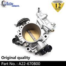 XUAN High Quality Throttle Body Assembly TPS A22 670B00 For Nissan Maxima Infiniti I30 CVTC Honda Accord DX 2.2L THCR