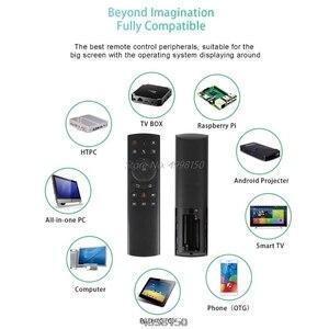 Image 2 - G20Sジャイロスマート音声リモコンir学習 2.4 グラムワイヤレスフライエアマウスドロップシップ