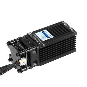 Módulo a laser 30w 450nm, cabeça para gravação a laser módulo laser cabeça azul para máquina de gravação a laser marcação madeira ferramenta de corte