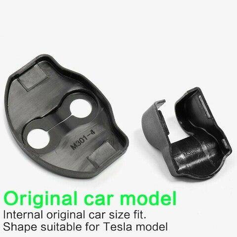 do carro capa protetora guarnicao substituir para tesla model 3 2017 19