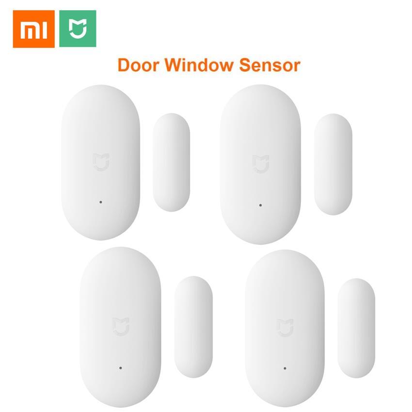 Xiaomi Door Window Sensor Pocket Size xiaomi Smart Home Kits Alarm System work with Gateway mijia mi home app(China)