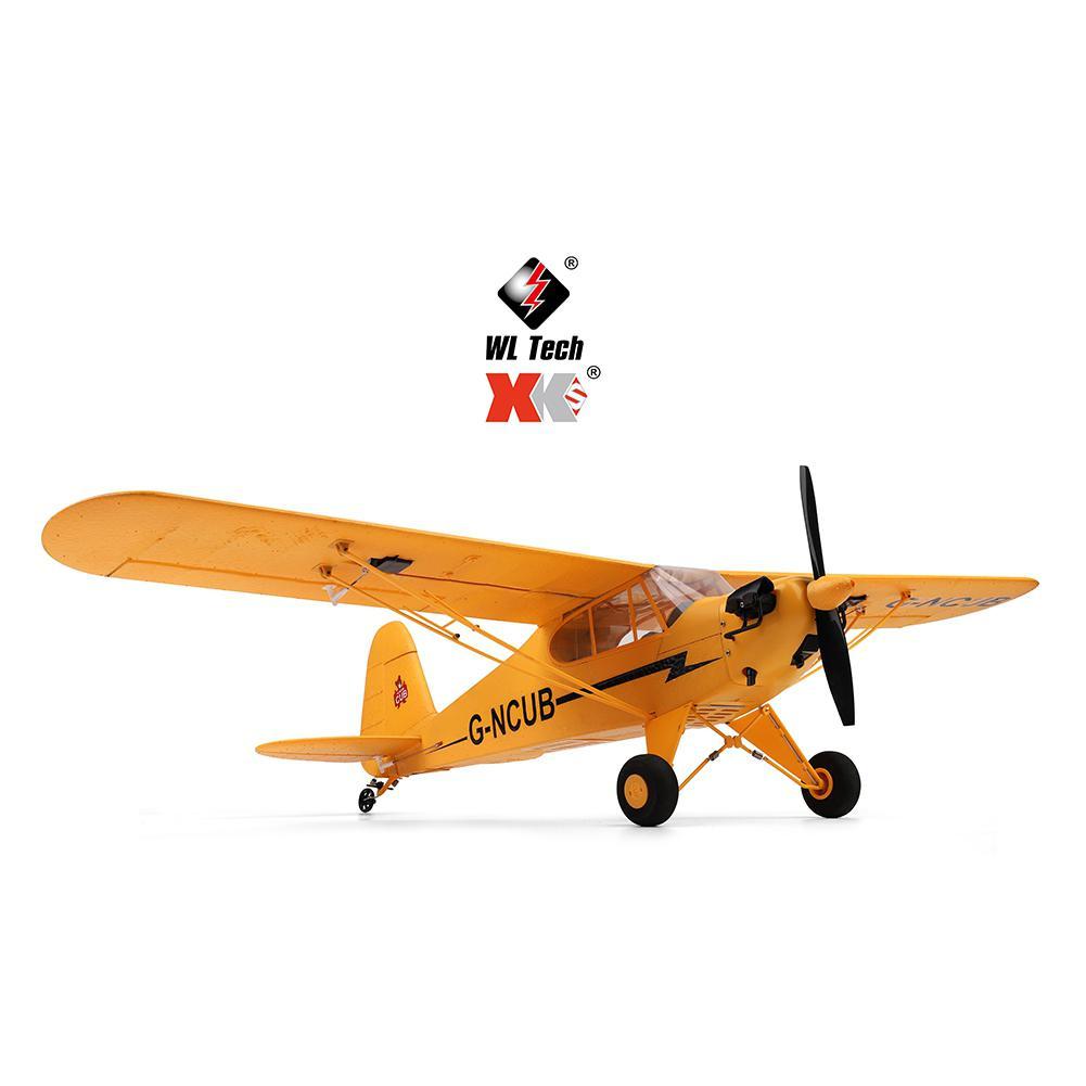 XK A160 RTF EPP RC Drone télécommandé avion modèle RC avion mousse Air jouet avion 3D/6G système 650mm Kit d'envergure 2
