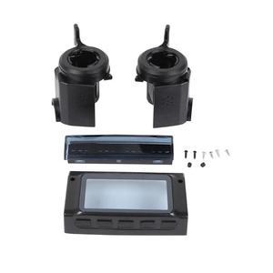 Электрический скутер пластиковая крышка экрана + левая и правая ручка большого пальца + комплект корпуса лампы для KUGOO S1 S2 S3 ETWOW Autobalance