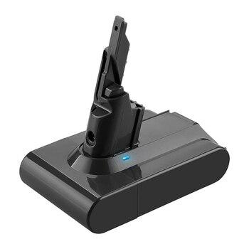 21,6 V 3.0Ah Batterie Für Dyson V7 Li Ion Batterie M Otorhead Cordless Staubsauger Für Dyson V7 Tier Cordless Stick vakuum Cle-in Staubsauger-Teile aus Haushaltsgeräte bei