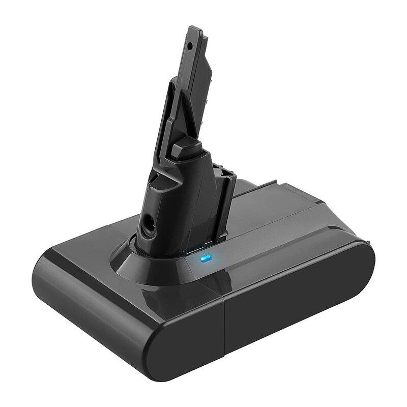 21.6V 3.0Ah Battery For Dyson V7 Li-Ion Battery M Otorhead Cordless Vacuum Cleaner For Dyson V7 Animal Cordless Stick Vacuum Cle