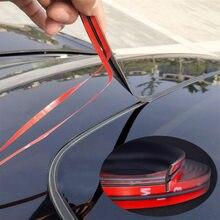 Bande de protection pour toit de voiture, 3M, autocollant, isolation du bruit, pour porte de voiture, pare-brise avant et arrière