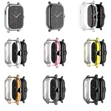 Watch-Cover Screen-Protector For-Amazfit GTS2 Durable Protective-Case Bumper Soft Shell