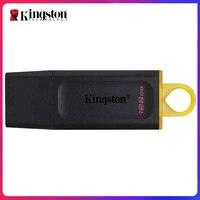 Chiavetta USB Kingston originale CZ410 32GB 64GB 128GB 256GB Pen Drive Memory Stick nero U Disk Mini pendrive DTX USB 3.0