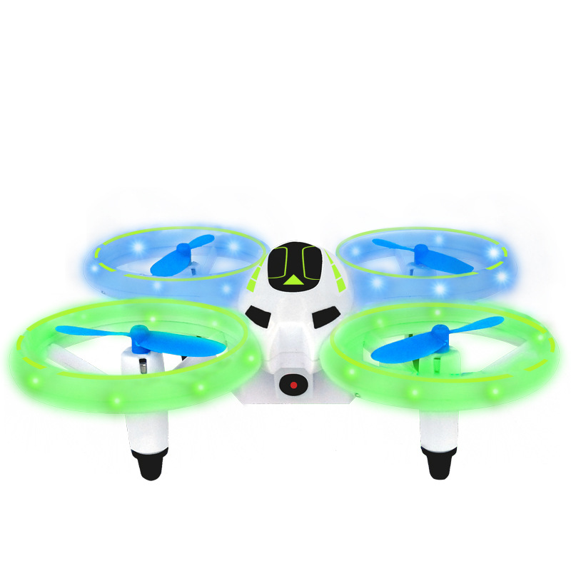 Xxd134 Mini Quadcopter Cool Lights Smart Pressure Set High Remote-controlled Unmanned Vehicle