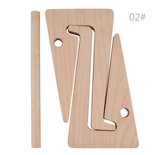 SOONHUA Notebook Stand Computer Mount Cooling Wood Stands Universal Laptop Stand Laptop Accessories Free Shipping