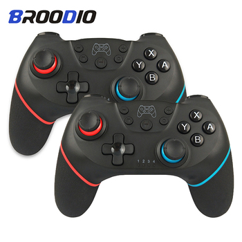 [2020 Upgraded Version] Bluetooth Wireless Controller For Nintendo Switch Pro Gamepad For Nintendo Switch Console Game Joystick