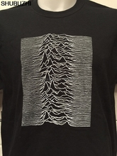 "Joy Division's ""Unknown Pleasures"" T-shirt"