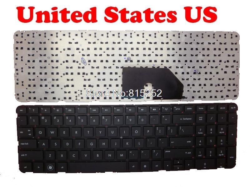 Клавиатура для ноутбука HP DV6-6000 665937-001 665326-001 640436-251 665326-251 640436-141 665326-141-US/RU Русский/TR турецкий