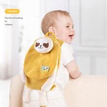 Милый плюшевый рюкзак милый мягкая игрушка детская школьная