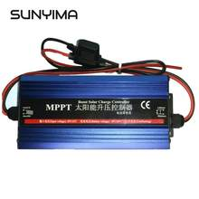 SUNYIMA 48V 60V 72V 600W Solar Boost Controller MPPT Solar Elektrische Auto Oplader High Power Opladen regulator(China)