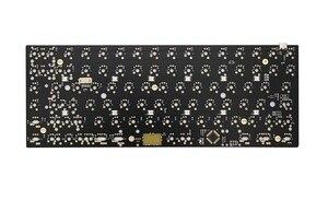 Image 5 - Xd84pro XD84 pro مجموعة لوحة المفاتيح الميكانيكية المخصصة 75% يدعم TKG TOOLS دعم underتوهج RGB PCB مبرمجة gh84 kle type c