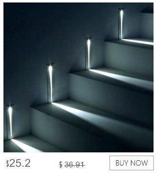 escada corredor parede pé lâmpada arandela luzes