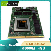 Graphic-Card M6600 Precision Dell 4GB New for M6800/M6700/M6600/Fast-shipping K5000M
