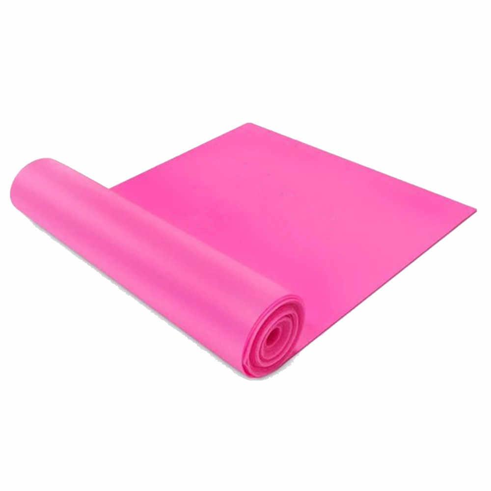 2M sportowe Fitness odporność opaski stretchowe krzyż joga gumowa pętla Sport sprawny sprzęt do treningu treningu Pilates elastyczna opaska # p4