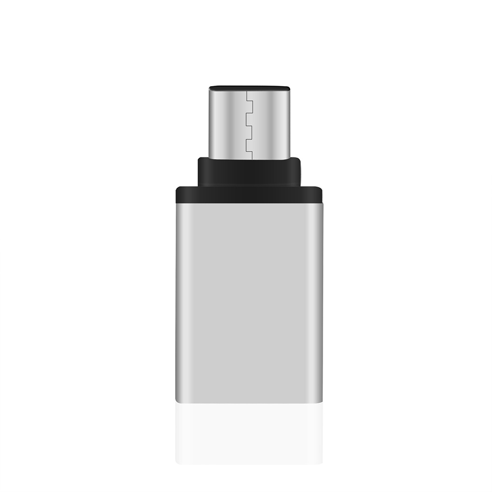 Micro USB Female To Type C Male Adapter OTG Converter USB 3.0 Convert To TypeC   USB-C Port  Adapter Charging  For Huawei Xiaomi