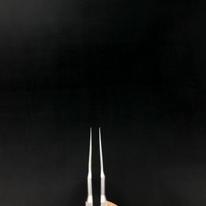 Image 3 - Круглая ручка из нержавеющей стали 18 см, пинцеты для век, платформа, двойной инструмент для век, щипцы для тонкой ткани, офтальмологические инструменты