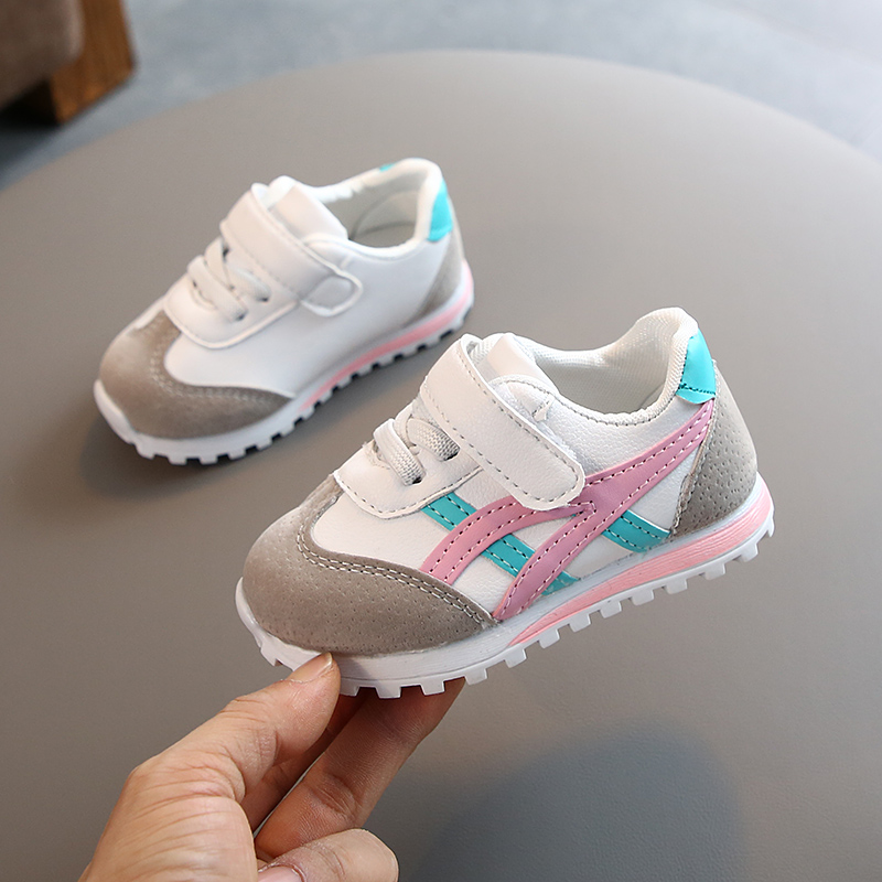 Kids Running Shoes Ocean Animal Lace Up Mesh Shoes Boy Girl Sneakers Breathable